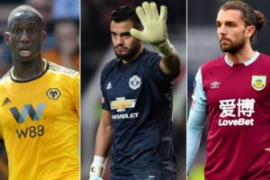 Every Premier League player out of contract next summer