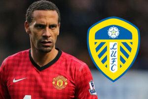Rio Ferdinand admits his most 'enjoyable' football was at Leeds United
