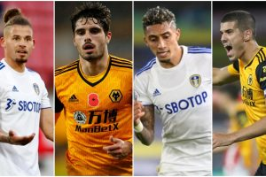 Wolves and Leeds United combined XI ahead of Friday night's Premier League clash
