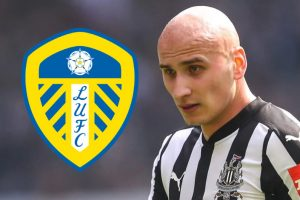 """Jonjo Shelvey admits """"I couldn't play for Leeds"""""""