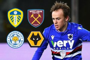 Premier League clubs chasing 20-year-old winger