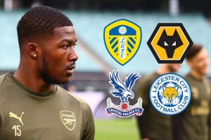 Ainsley Maitland-Niles next club odds: Leeds, Leicester and Wolves in for Arsenal outcast