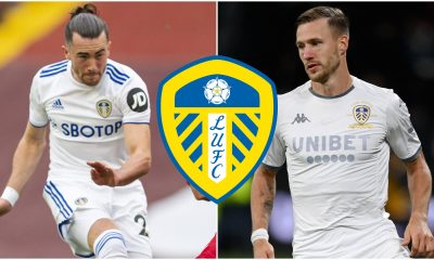 The five players set to leave Leeds United this summer